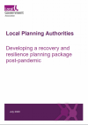 Local Planning Authorities front cover