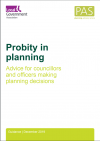Probity in planning