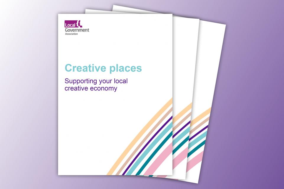 Creative places front cover
