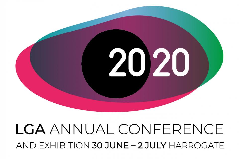 Annual Conference 2020 logo