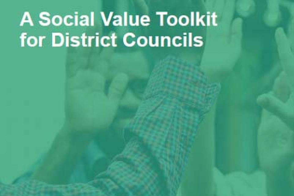 Achieving Community Benefits – Social Value