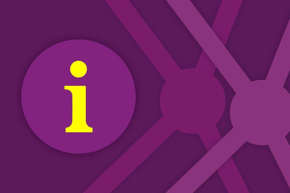 COVID-19: service information