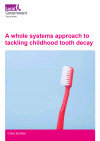 Tooth decay publication cover